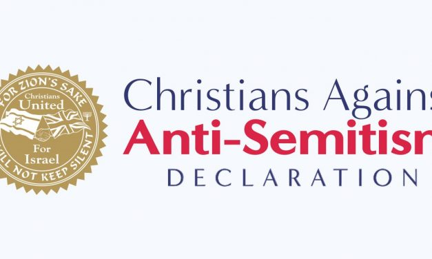 Support CUFI in standing up to anti-Semitism in the UK