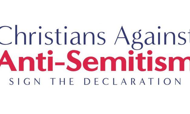Christians Against Anti-Semitism Declaration