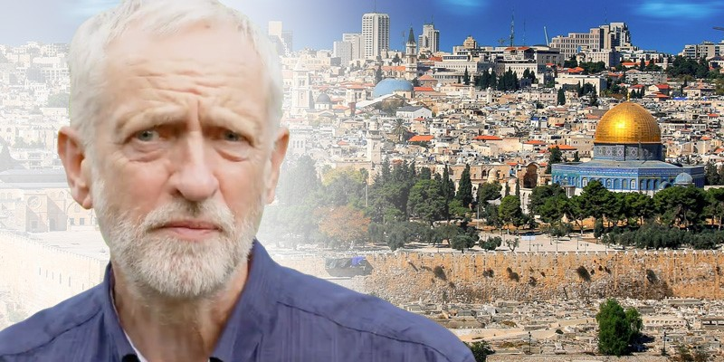 """Corbyn's objection to """"half of one example"""" of IHRA definition shows he rejects Israel as a Jewish state"""