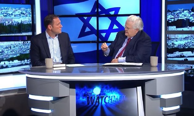 """Pastor Hagee explains why """"earth's last empire"""" is fast approaching"""