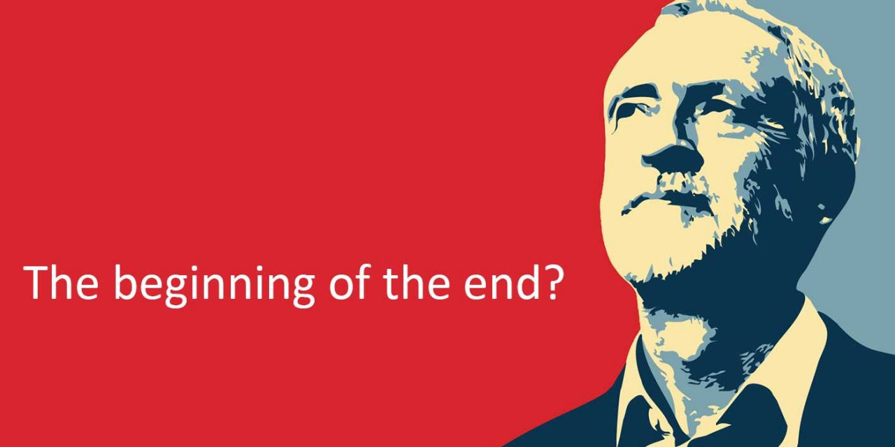 """What next for Corbyn and """"institutionally anti-Semitic"""" Labour?"""
