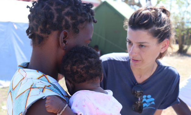 Israelis providing essential relief and aid in Mozambique following cyclone