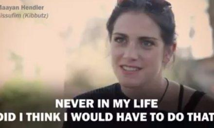 Israeli mums explain how they feel when the rockets rain down