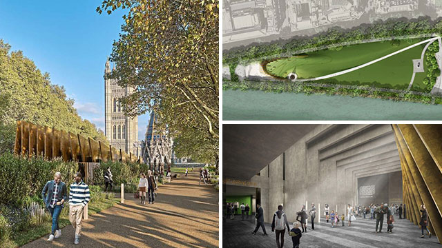 ACT NOW: Save the National Holocaust Memorial in Westminster – Sign the petition