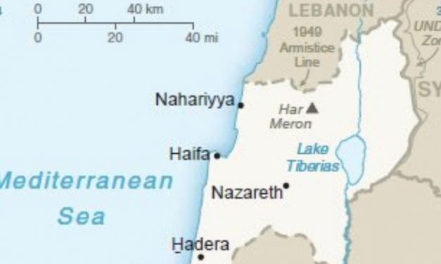US releases official map of Israel INCLUDING Golan Heights