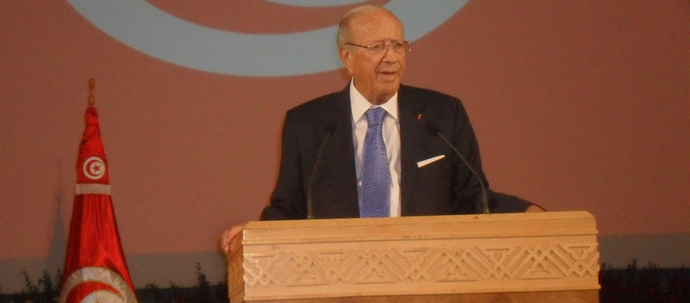 Tunisian president vows to defend Jews