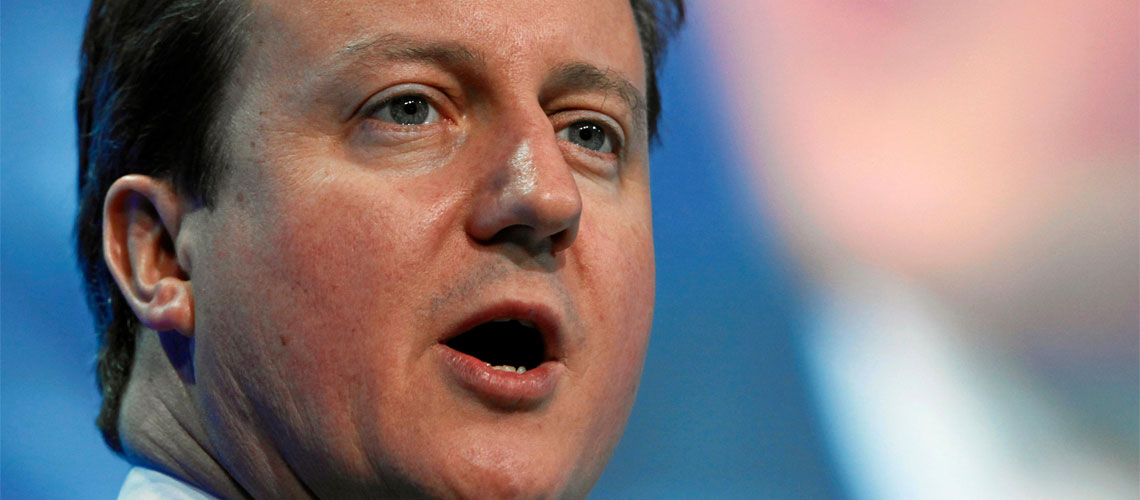 CUFI welcomes David Cameron's speech in support of Israel