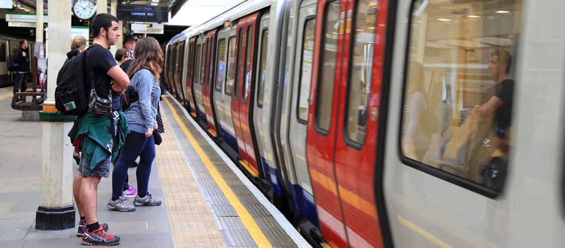 """Jewish man on London Tube receives anti-Semitic abuse: """"I am going to kill you"""""""
