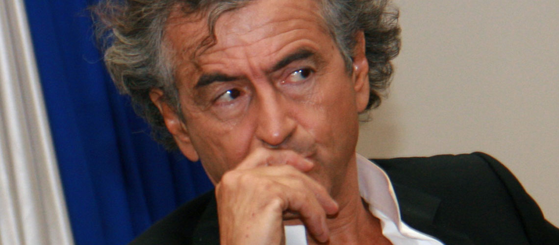 French philosopher Bernard-Henri Lévy says 'New Wording' is making anti-Semitism 'acceptable' Again