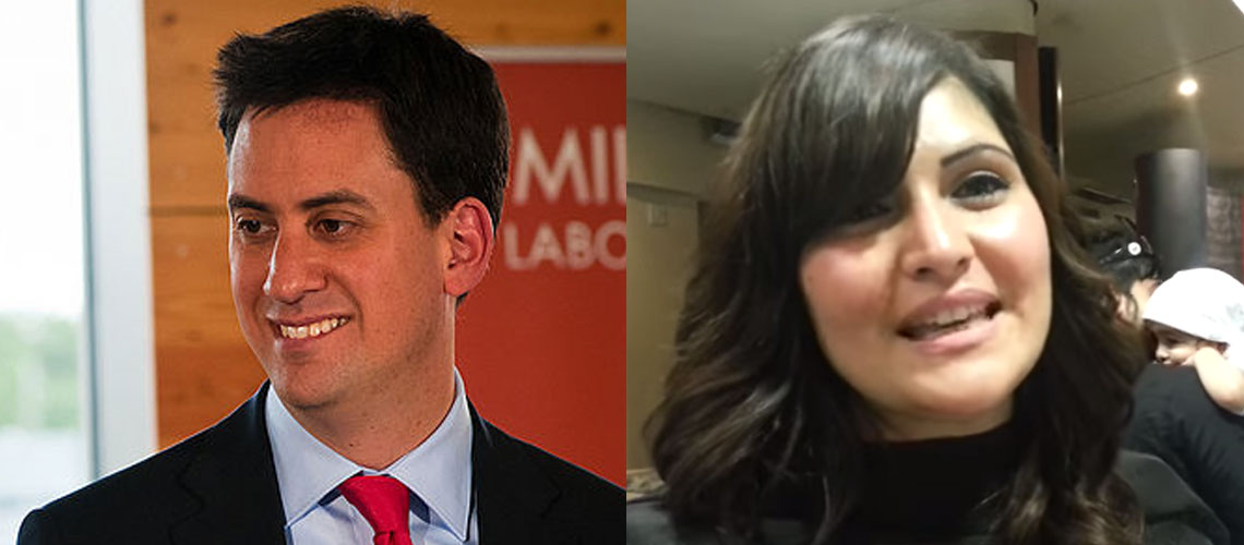"UK: Conservative council candidate: ""I'd never support 'the Jew' Miliband"""