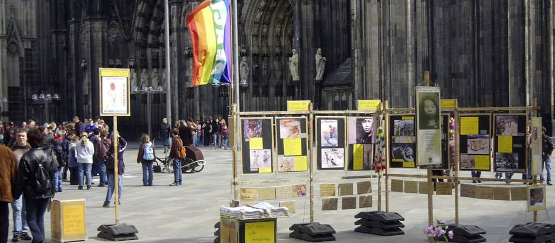 Germany: Court rules shut down of Cologne's anti-Israel exhibit