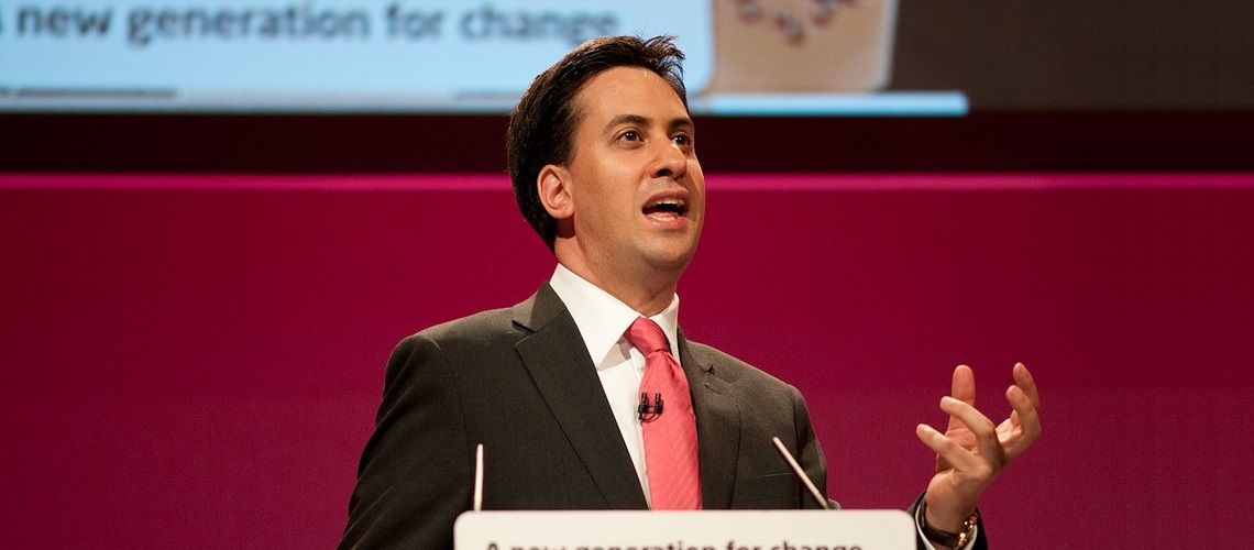 UK: Labour's Ed Milliband: I'll make anti-Semitic hate crimes a specific offence