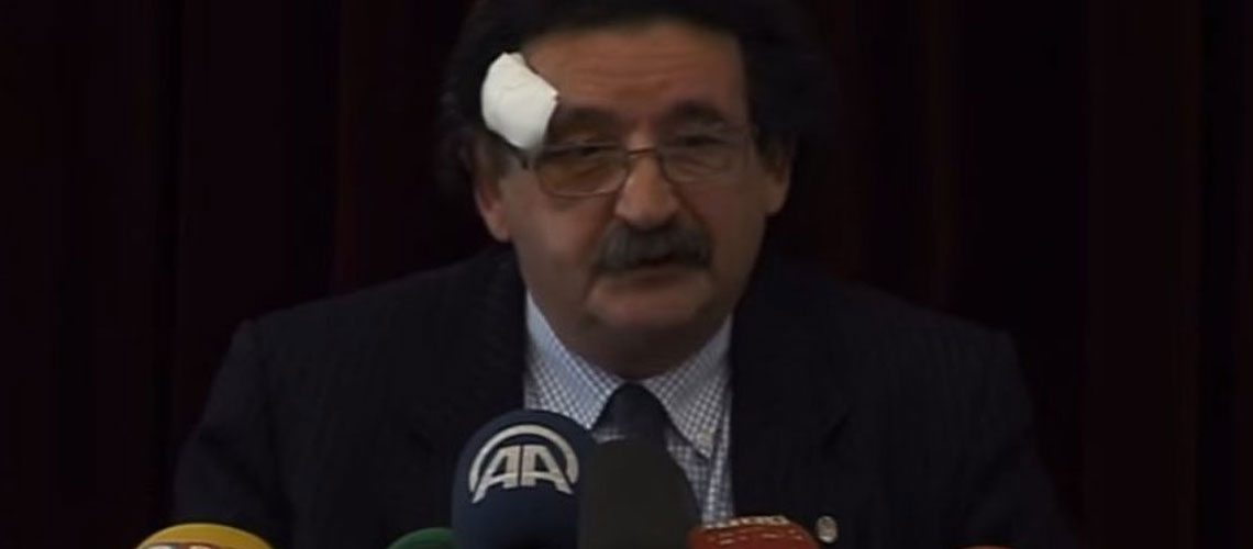 Bosnian Jewish leader attacked with weighted chain – man arrested