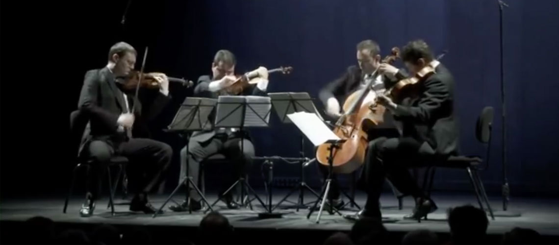 UK: Jerusalem Quartet concert disrupted in London