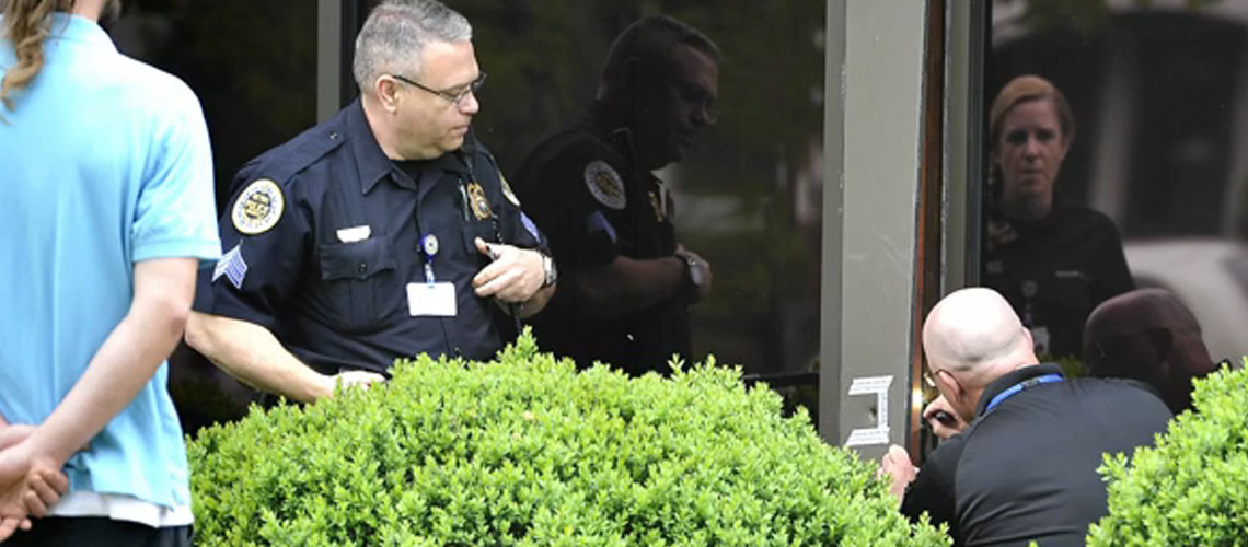 Shot fired at Tennessee synagogue – Jewish institutions on alert
