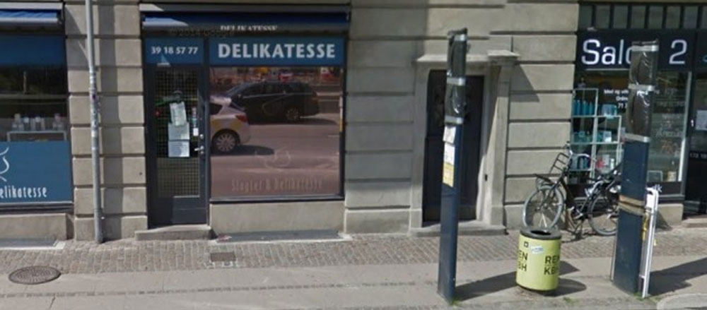 Denmark: Kosher Copenhagen deli targeted in anti-Semitic attack
