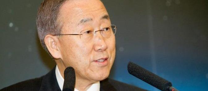 Ban Ki-moon says UN has 'disproportionate' focus on Israel