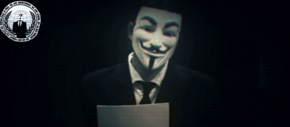 Anonymous's 'Electronic Holocaust' against Israel falls flat