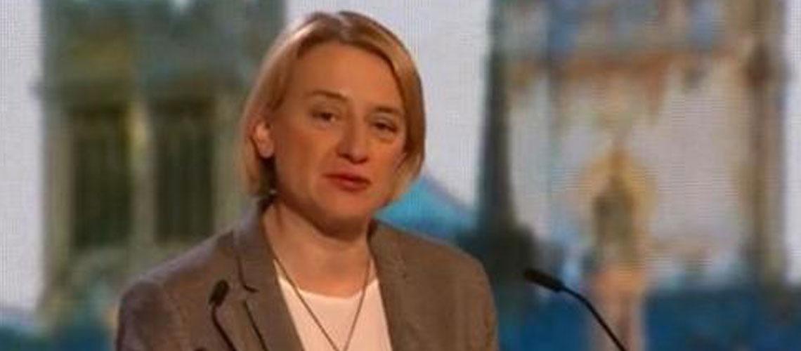 UK: Green Party leader backs cultural boycott of Israel