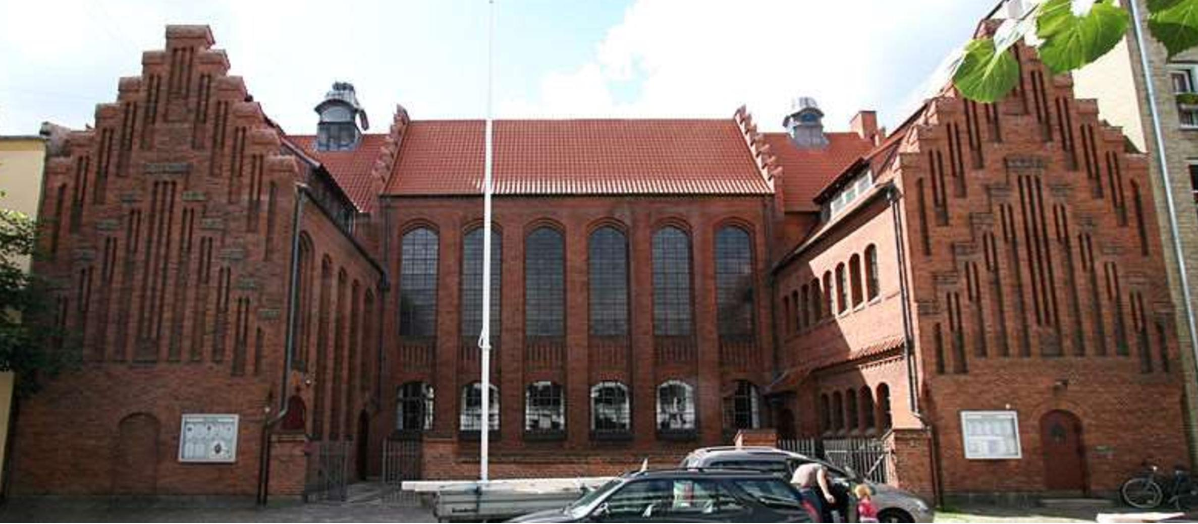 Denmark: Church vandalised in anti-Semitic attack