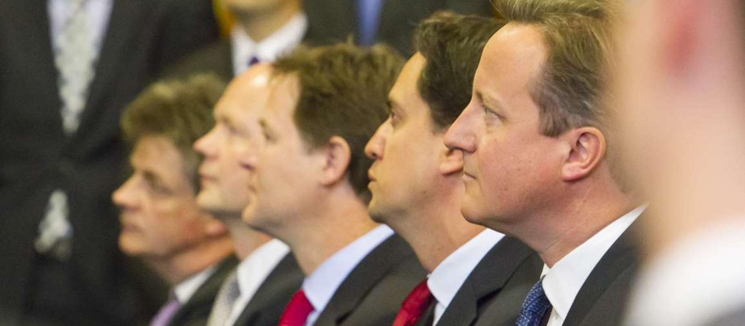 UK: Cameron, Miliband and Clegg in last ditch appeal to Jewish voters