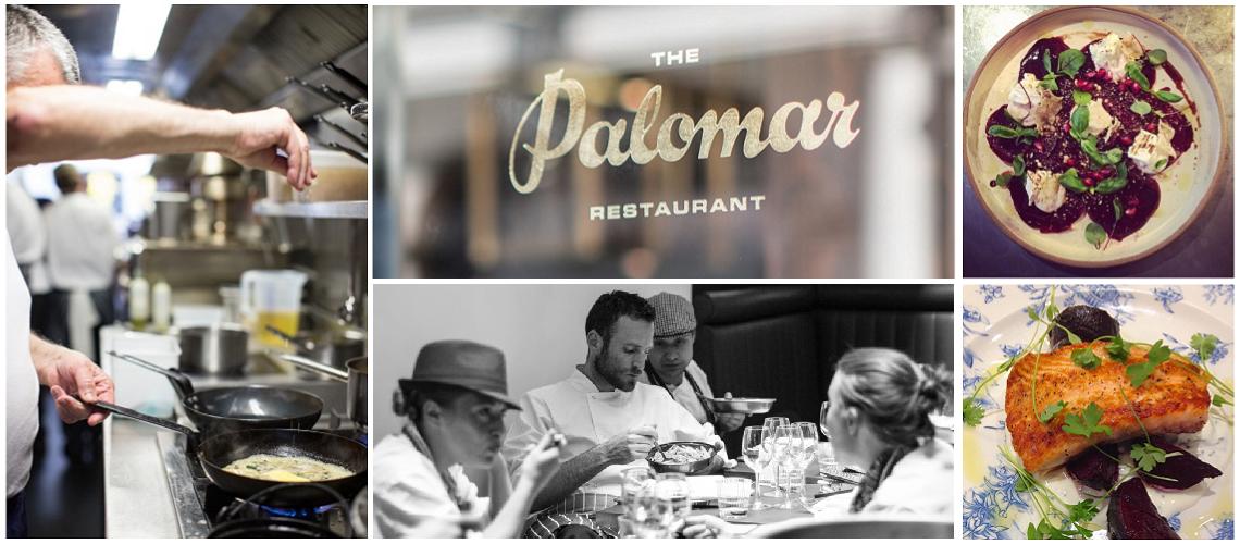 Israeli restaurant named best in UK
