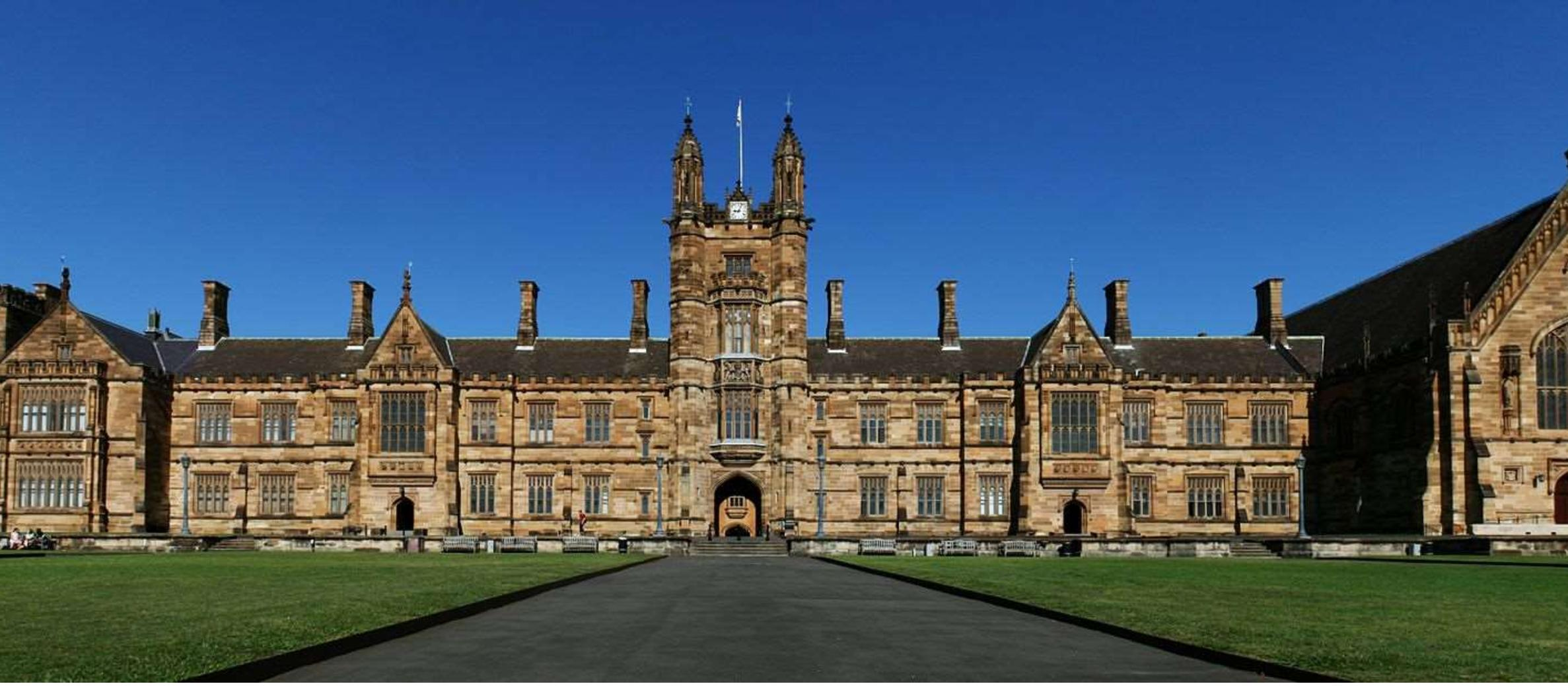 University of Sydney fires controversial academic over image of Swastika on Israeli flag