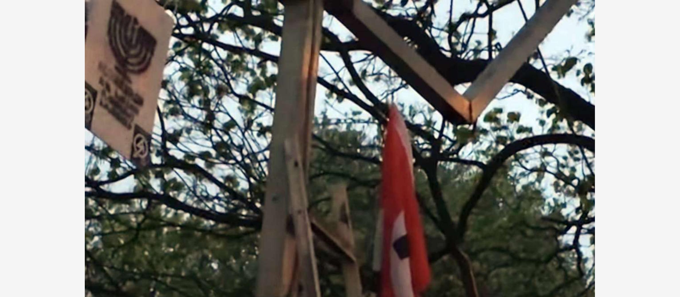 UK: Neo-Nazis attack Jewish monument in Birmingham park
