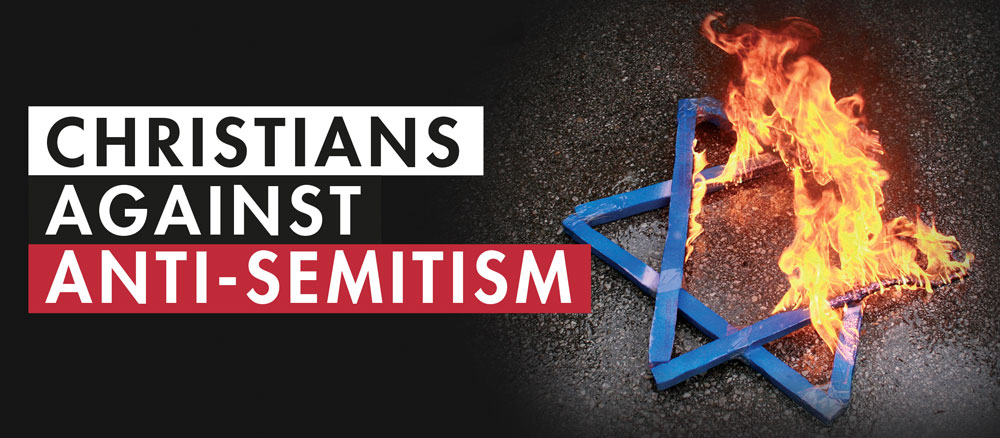 CUFI announces 'Christians Against Anti-Semitism' campaign
