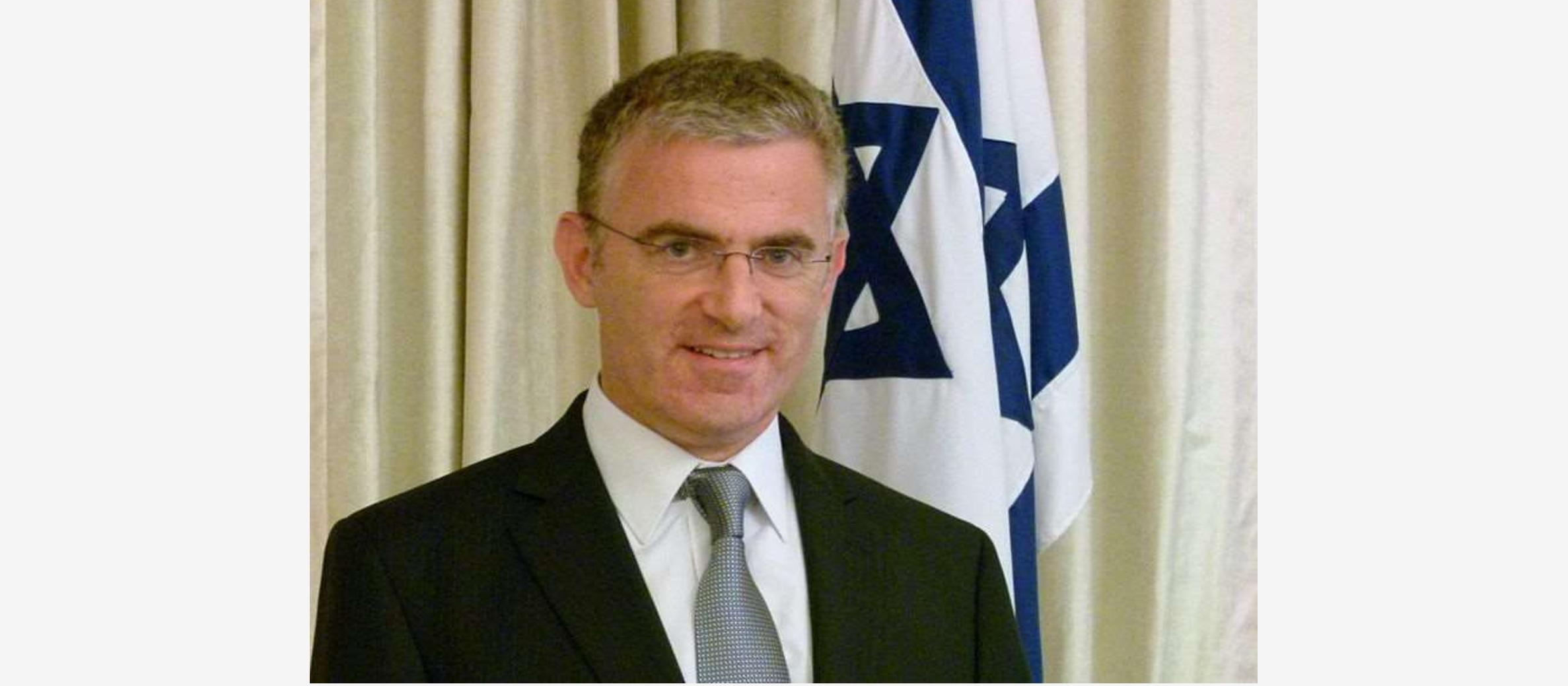 UK-Israeli trade doubled under outgoing Ambassador Taub