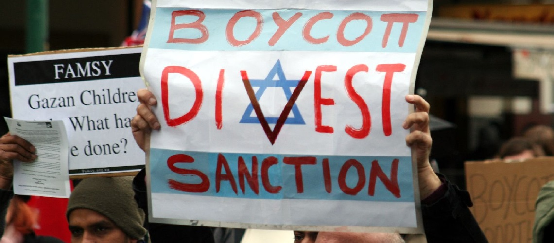 German teachers' union urges complete boycott of Israel