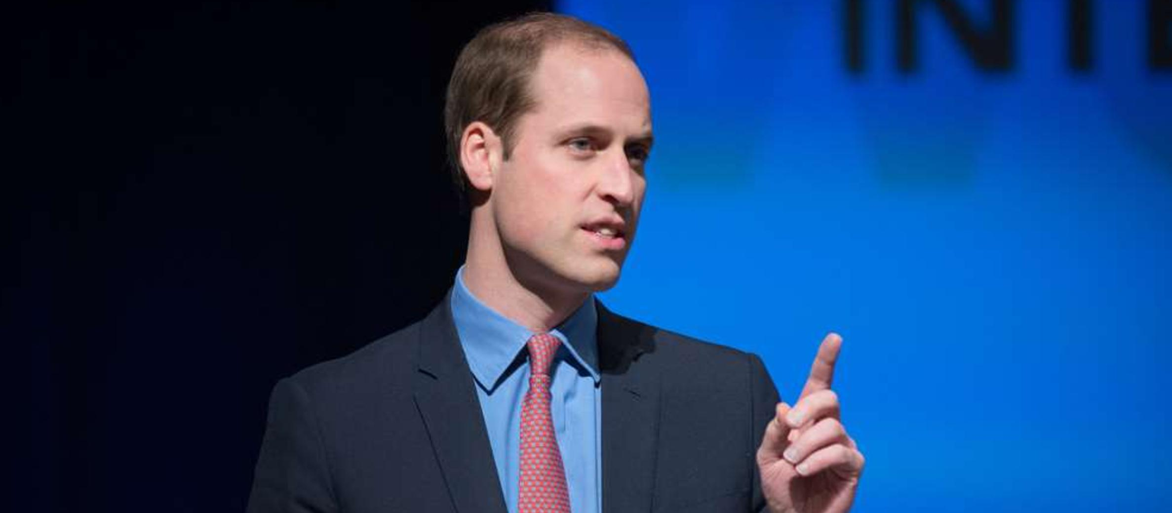 UK: Prince William praises Jewish unity