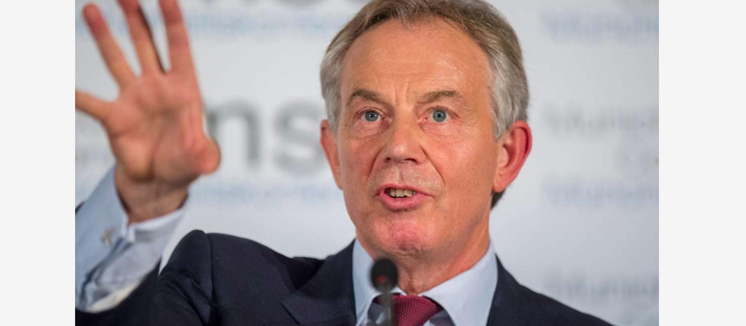 Tony Blair to take on new role in combating anti-Semitism