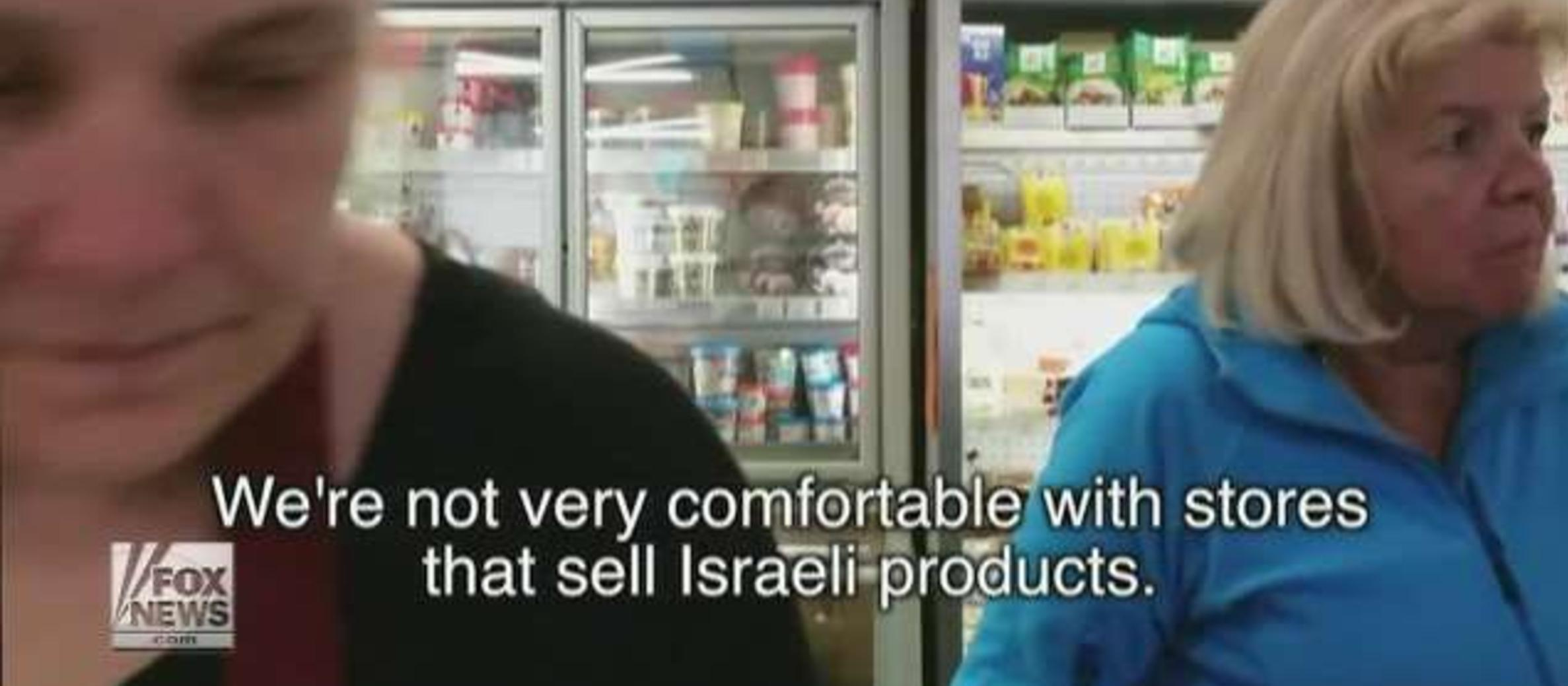 VIDEO: Undercover reporter reveals Irish businesses willing to buy from Iran, North Korea while refusing Israeli products