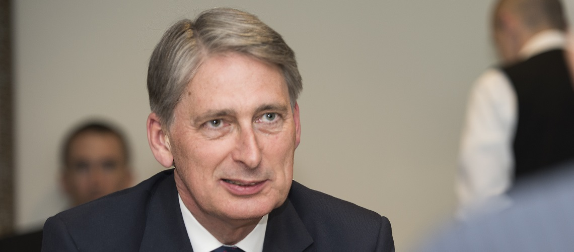 UK: Foreign Secretary Philip Hammond slams Israel in Commons