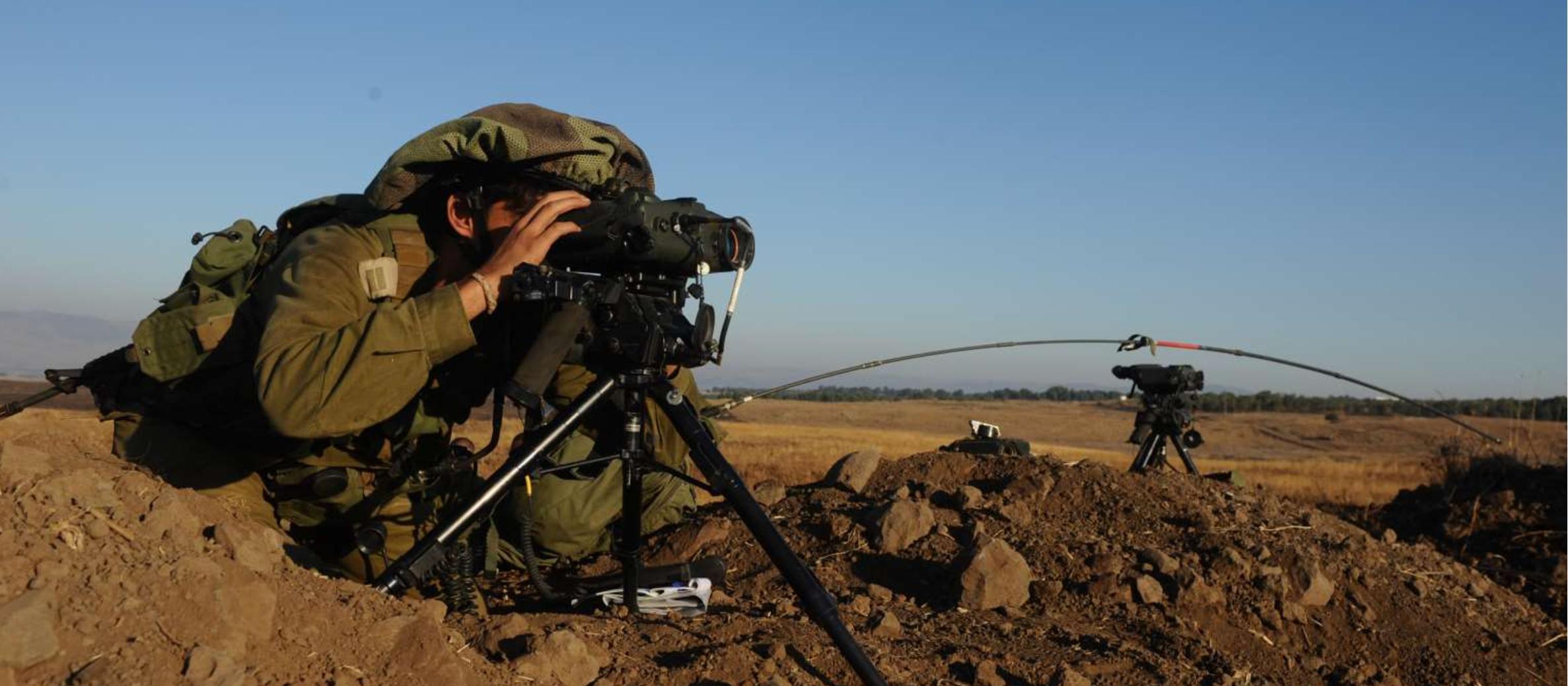 IDF plans for possible Syria operation as jihadist, Hezbollah threats mount