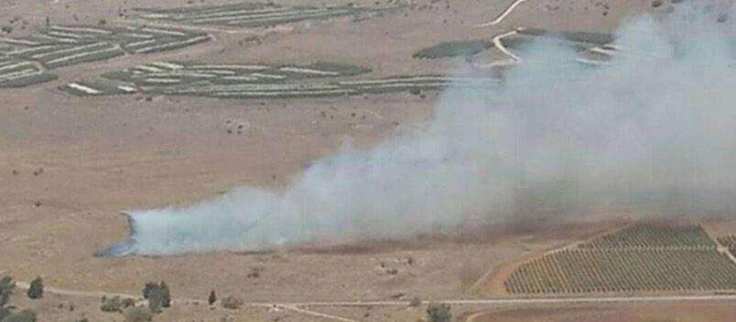 Syrian civil war intensifying at Israel's border – more mortar shells land in Israel