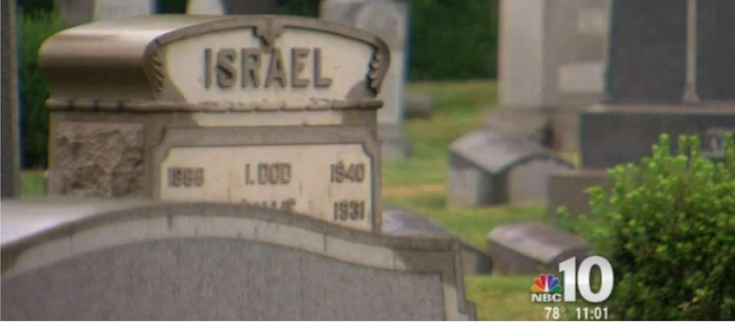US: Over 100 headstones toppled in Jewish cemetery