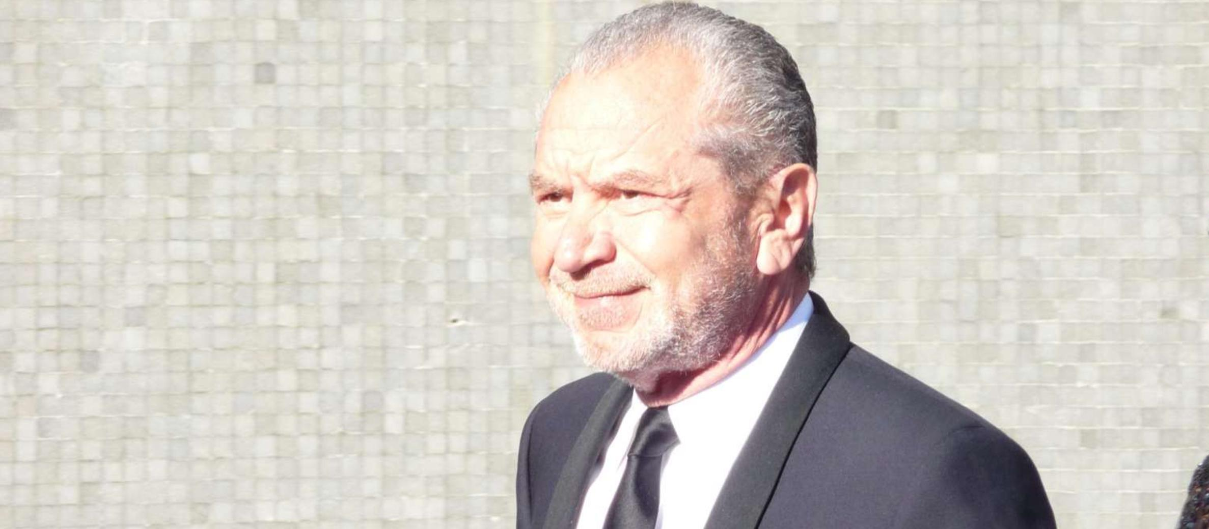 Teenager fined for sending anti-Semitic message on Twitter to Lord Sugar