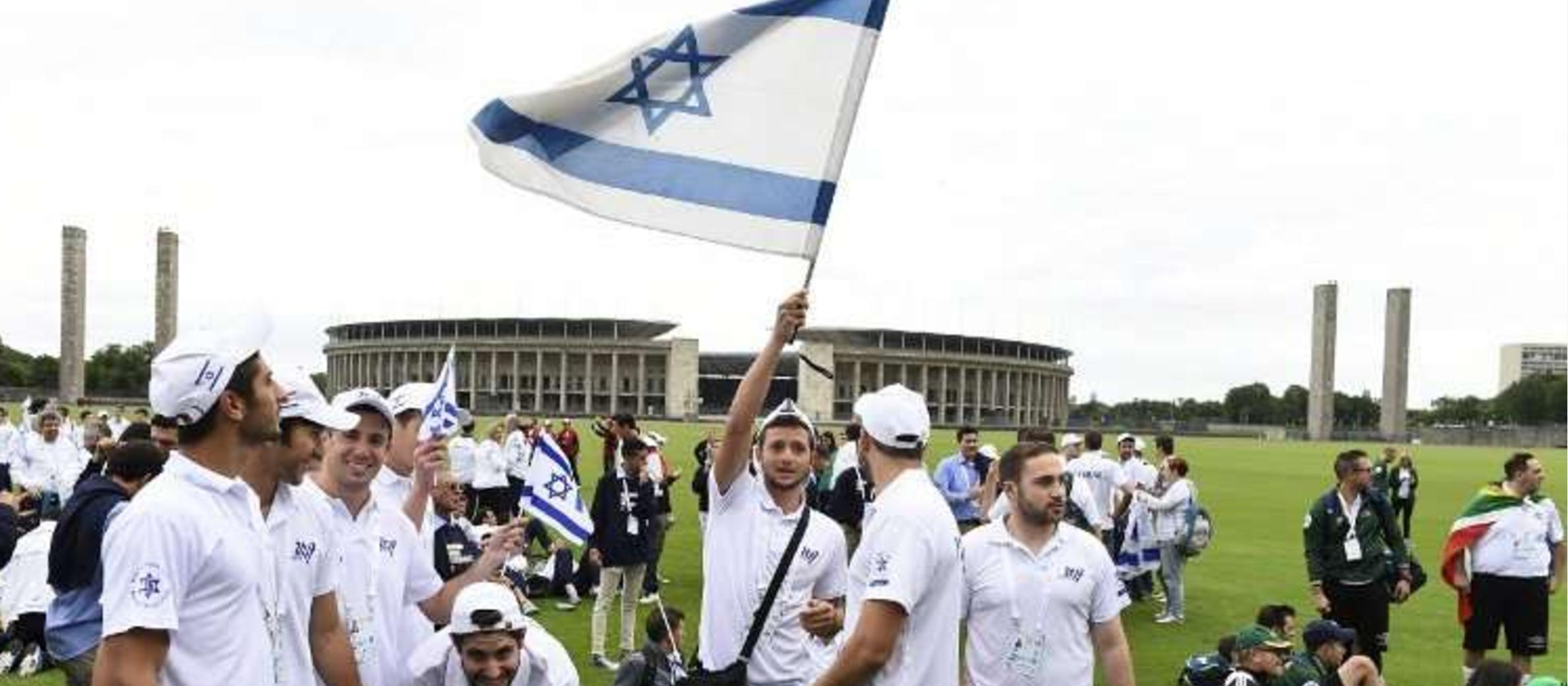 Germany: Spate of anti-Semitism in Berlin during Jewish 'Maccabi Games'