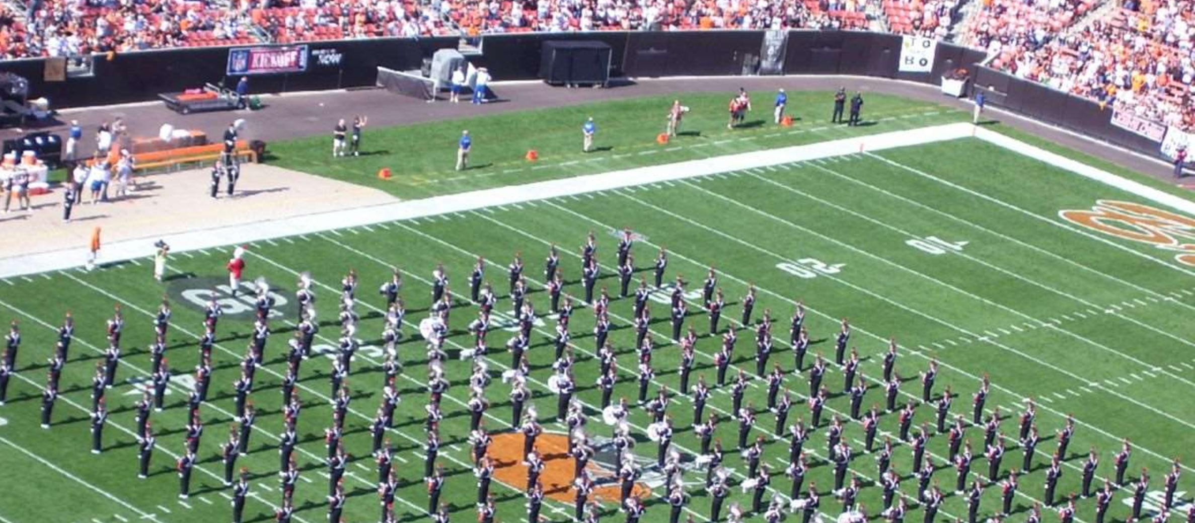 US: Famous college marching band denounced for Holocaust-mocking songbook
