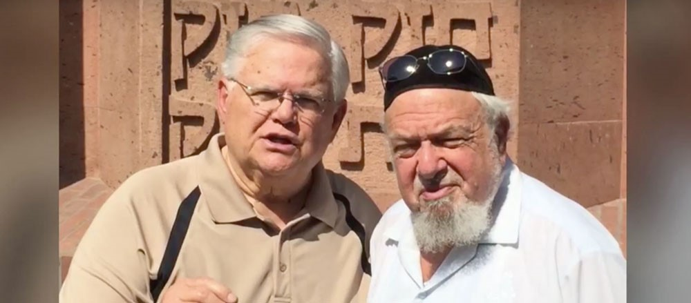 US: Synagogue with links to CUFI targeted in anti-Semitic attack