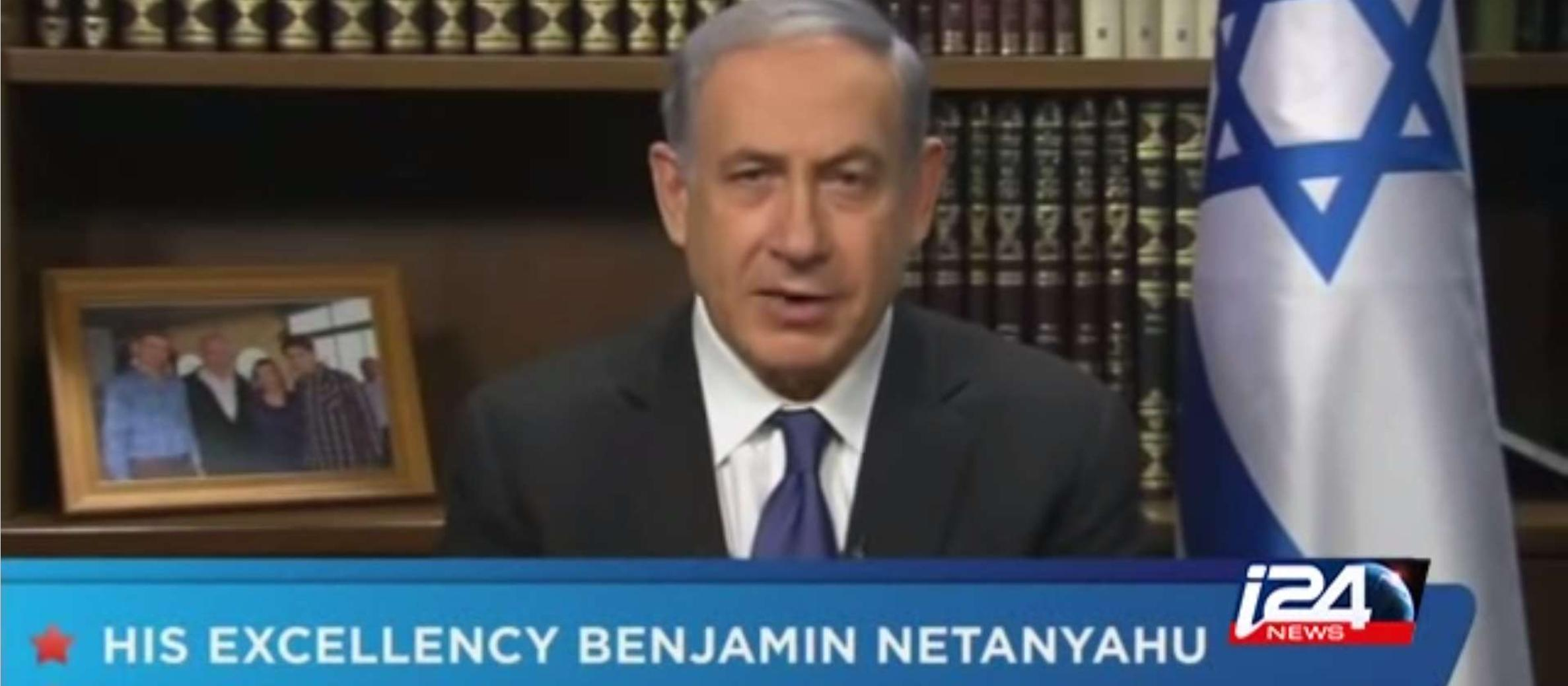 VIDEO: Netanyahu pleads with US Jews to oppose Iran deal