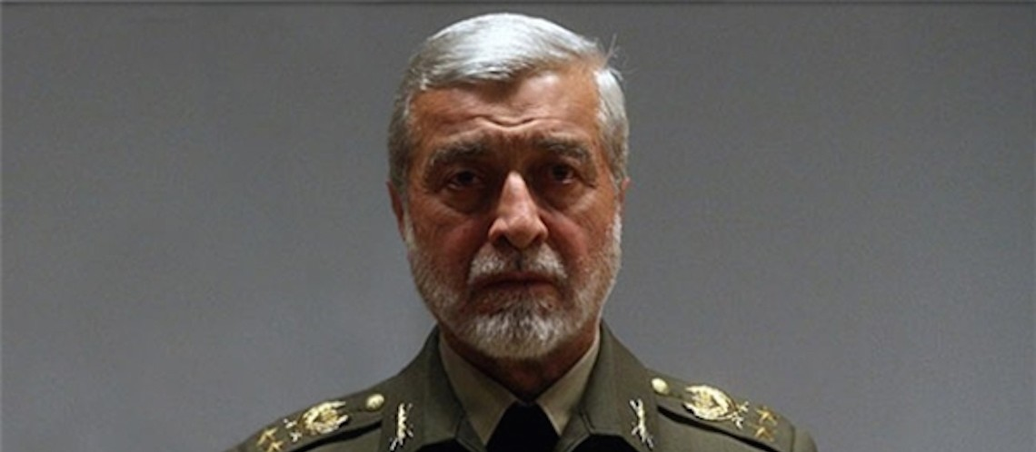 The Commander of Iran's Army: We will destroy Israel