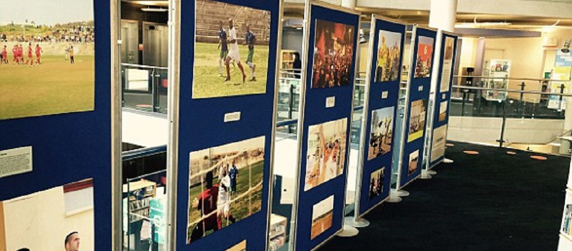 Cardiff Central Library withdraws football exhibition celebrating Jewish-Arab co-existence