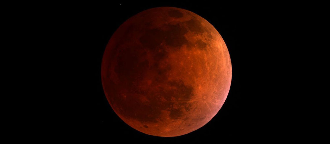 The Final Blood Moon: Could this be a sign in the heavens regarding Israel?