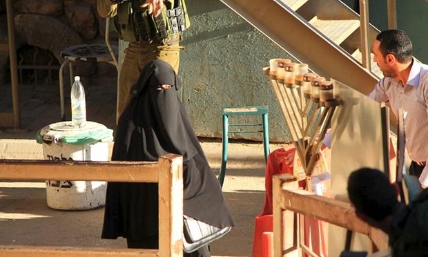 Hebron IDF 2
