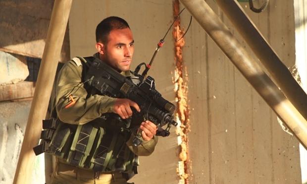 Hebron IDF 3