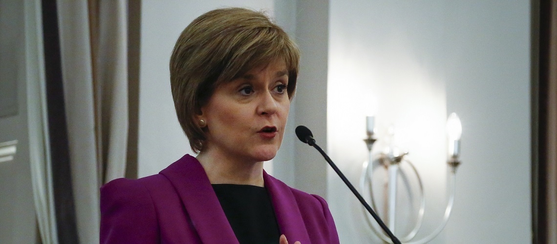 Nicola Sturgeon tells Scottish Jews: 'one instance of antisemitism is one too many'