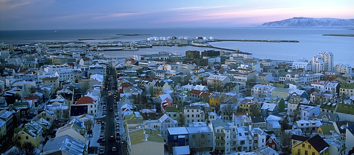 Iceland's capital declares boycott of all Israeli goods